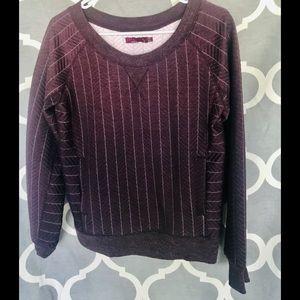 prAna Sweatshirt  Size Small Burgundy